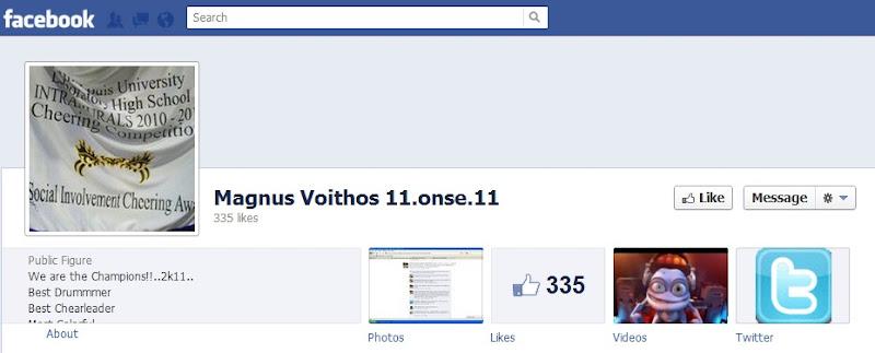 Magnus Voithos Onse
