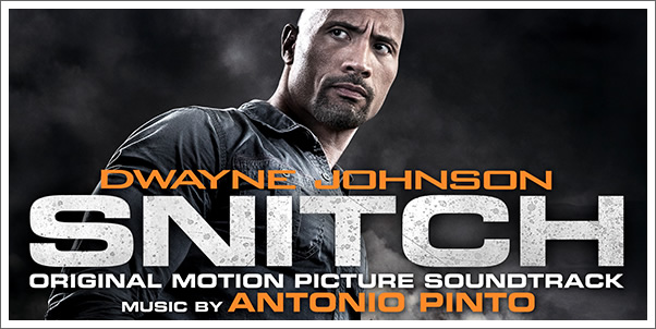 Snitch (Soundtrack) by Antonio Pinto - Review
