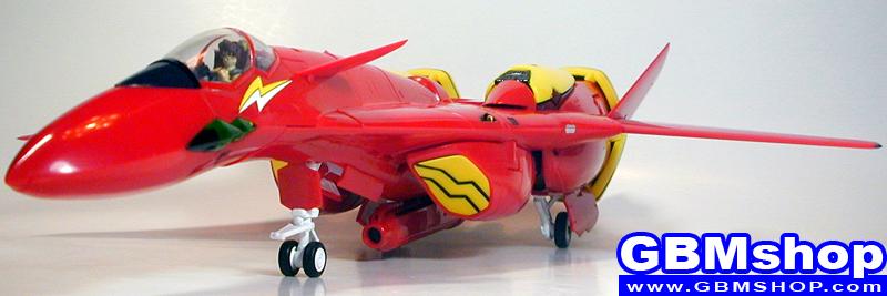 Macross 7 Yamato 1/60 VF-19kai VF-19 Kai Excalibur Custom Fire Valkyrie Fighter Mode