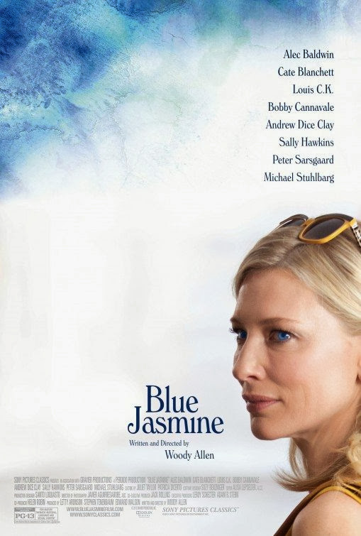 Poster Of English Movie Blue Jasmine (2013) Free Download Full New Hollywood Movie Watch Online At alldownloads4u.com