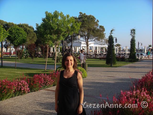 Voyage Belek'in bahçesinde