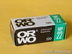 ORWO NP 22