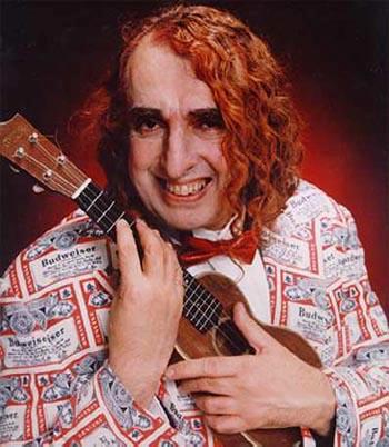 "WizardofBaum: TINY TIM AUTOGRAPHED RECORD..""i saw Mr. Presley tiptoeing thru the rulips"""