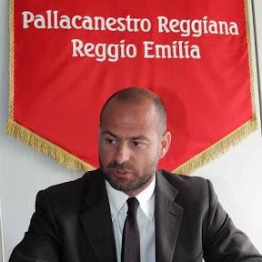 """Reggio, Dalla Salda: """"L'obiettivo è entrare nelle prime otto"""""""