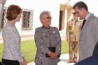 Principesa Muna a Iordaniei la Palatul Elisabeta - Iunie 2013