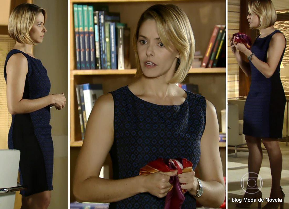 moda da novela Em Família - look da Silvia dia 5 de maio