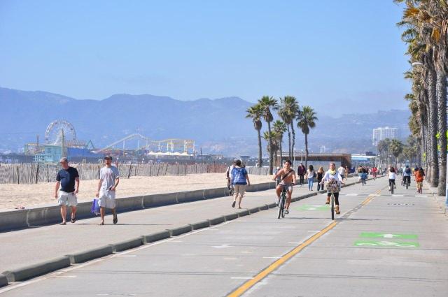 Venice Beach Bike Path The Best Beaches In World