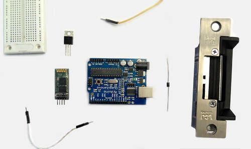 Contr 244 Le D Acc 232 S Avec Arduino Et Bluetooth
