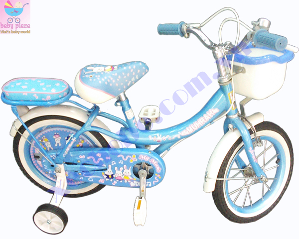 Những mẫu xe đạp trẻ em hai bánh dành cho các bé gái phần 2