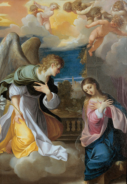 Ludovico Carracci - Annunciation
