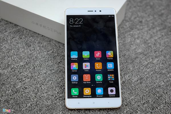 Đập hộp Xiaomi Mi 5s Plus giá hơn 10 triệu đồng - 144815