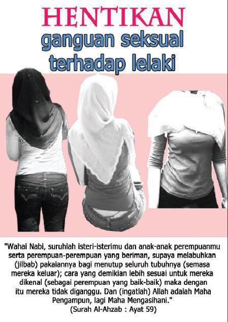irwanmiswan wajib baca kenapa perempuan jadi mangsa