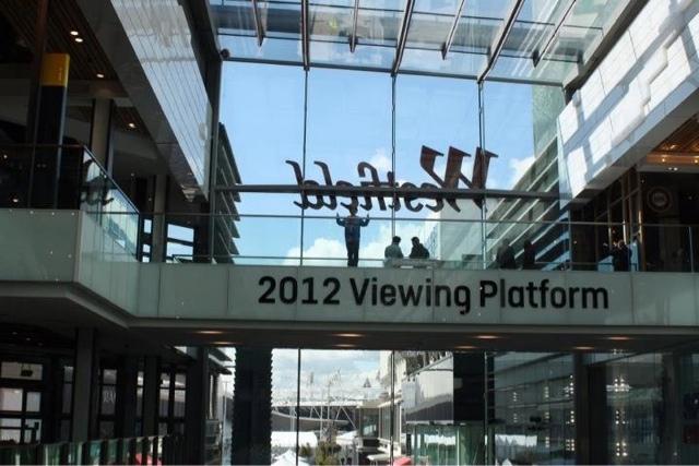 Westfield Shopping Centre, Stratford, London, London 2012
