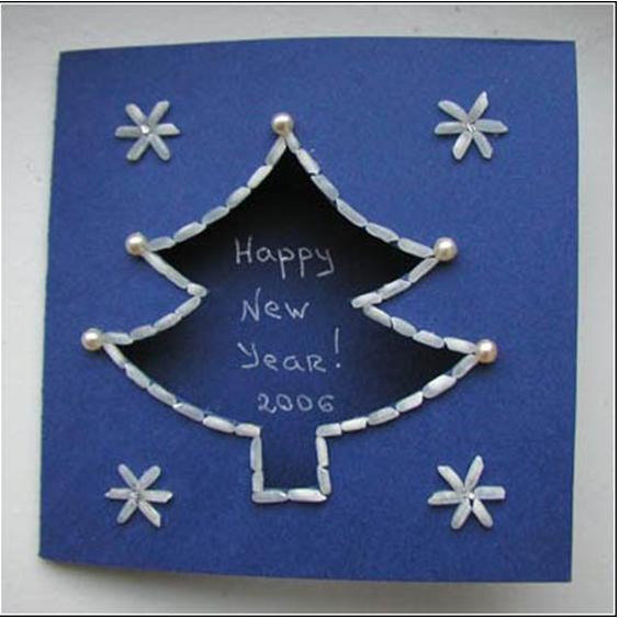 Открытка с новым годом своими руками по английскому языку 2 класс, открытки февраля своими