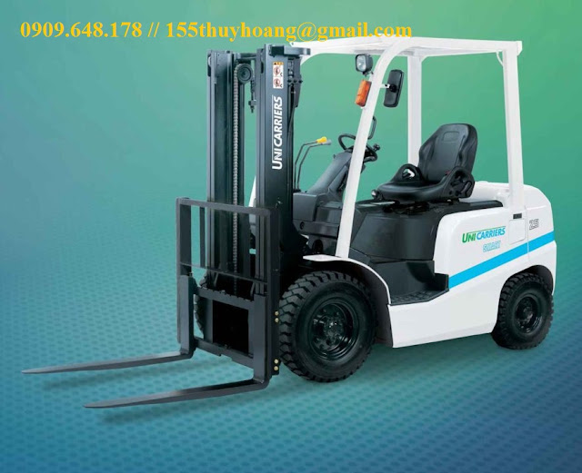 Xe nâng SMART Unicarriers 2.0 - 3.0 tấn