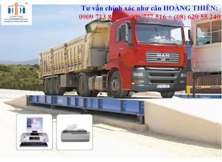 làm móng cân xe tải 80 tấn chất lượng