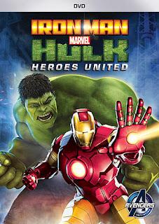 Filme Poster Homen de Ferro e Hulk - Super Herois Unidos DVDRip XviD & RMVB Legendado