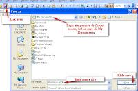 Cara membuat gambar dengan Excel