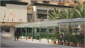 Das Liceo Classico Francesco Scaduto in Bagheria