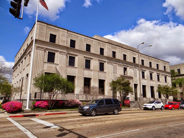 Baton Rouge, LA: Old Post Office and U.S. Courthouse