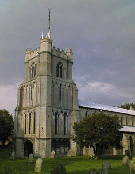 Elm Parish Church