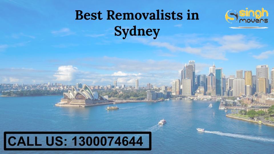 Best Removalists Sydney