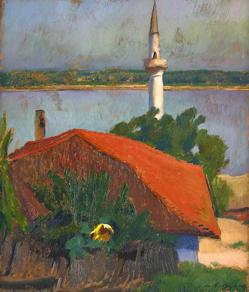 Leon Biju - Minaretul de pe Ada-Kaleh