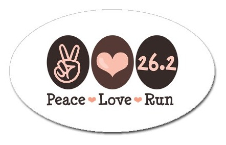 Peace Love & Running
