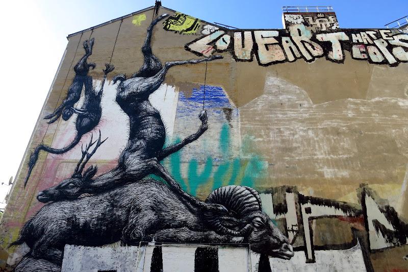 Love art mural