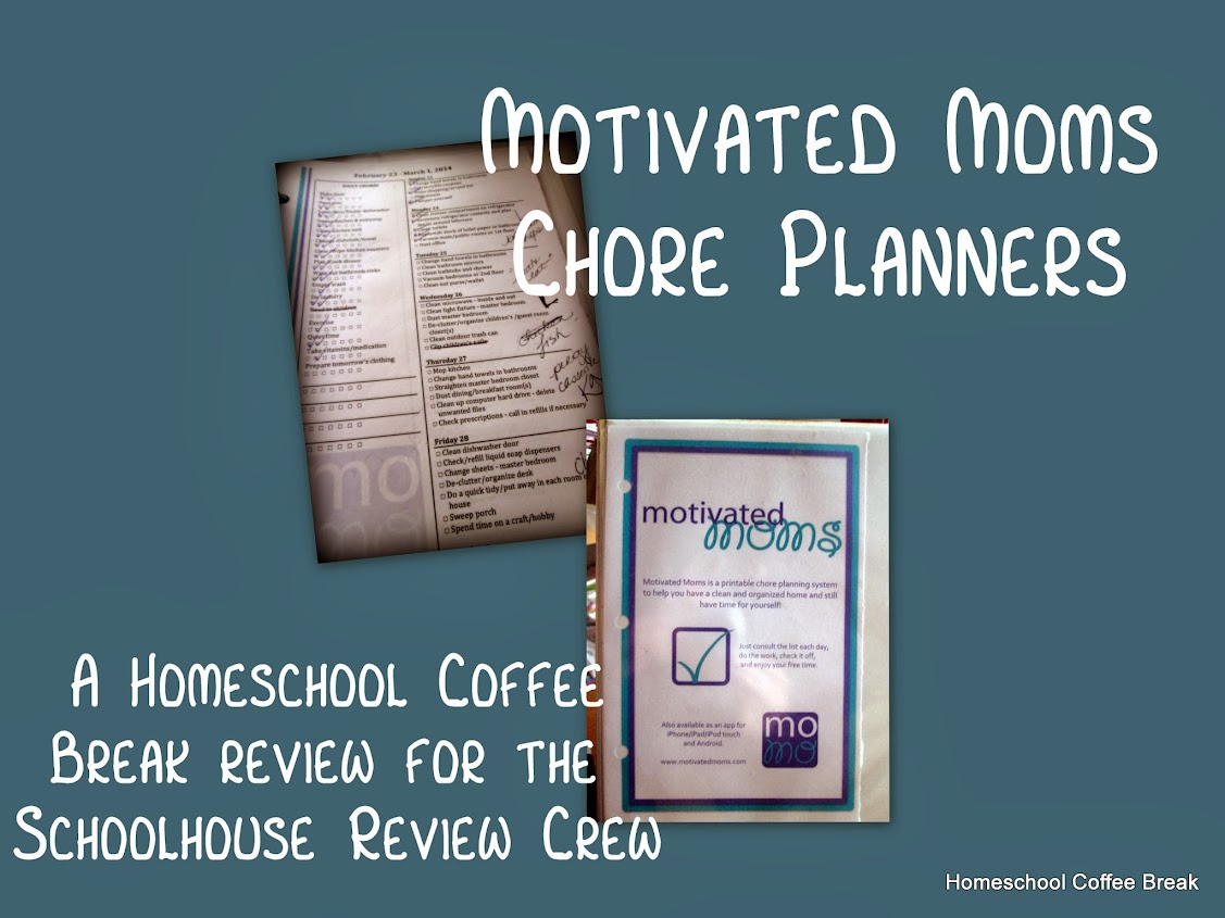 review by Homeschool Coffee Break