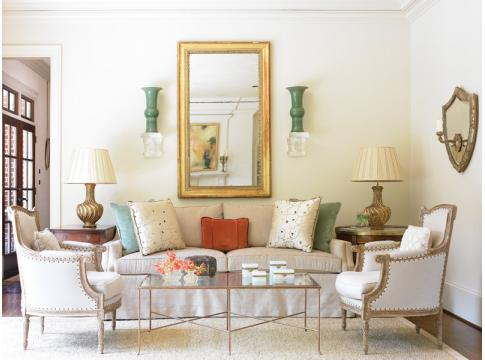 Splendid sass alison womack jowers interior design in for Living room atlanta