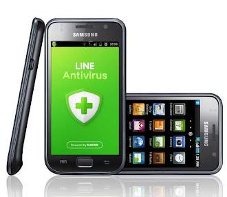 Naver el creador de Line lanza un antivirus para smartphones