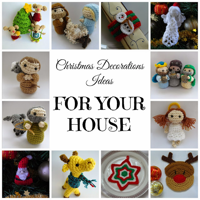 Christmas Decorations Ideas by Cute and Kaboodle