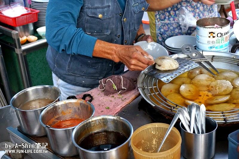 黃記肉圓|來鹿港天后宮旁的黃記肉圓,細細品嘗懷舊人情味。