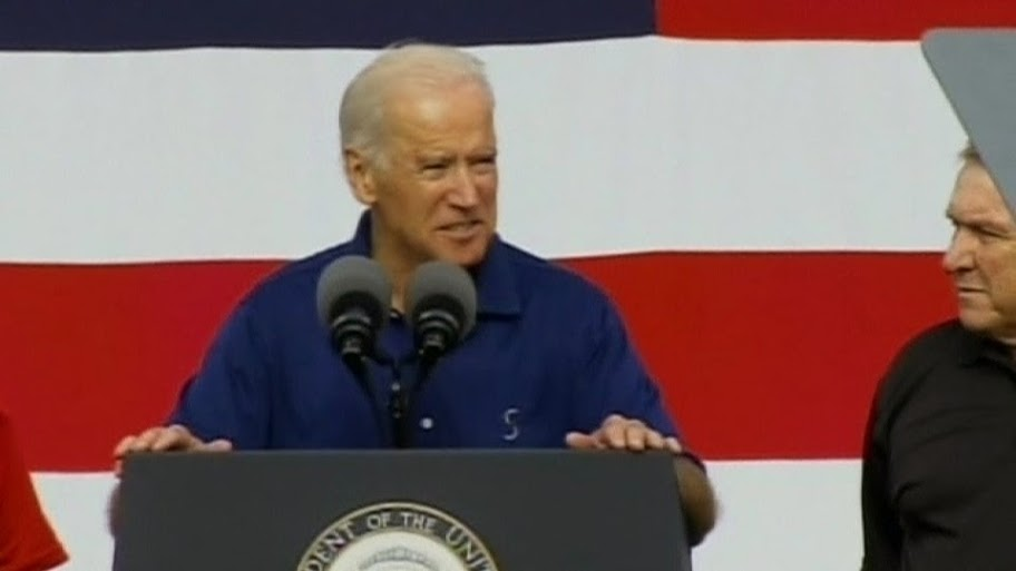 VP Biden uses 'racist' Tea Party language