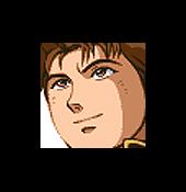 Bergh Scred Mobile Suit Gundam F91: Formula Report 0122