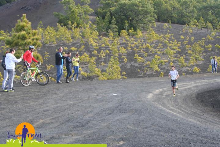 Paisaje volcánico en la etapa de La Palma  de 3 Islas 3 Paraísos