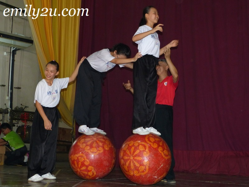 learn northern lion dance
