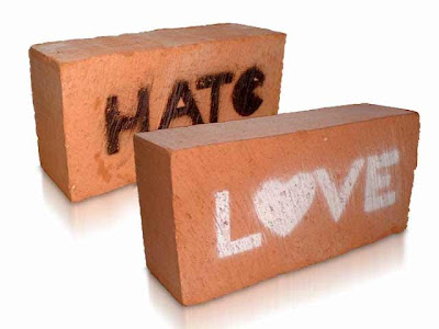 Love and Hate, action of people