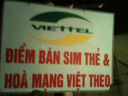 Hãng viễn thông mới: Việt Theo.
