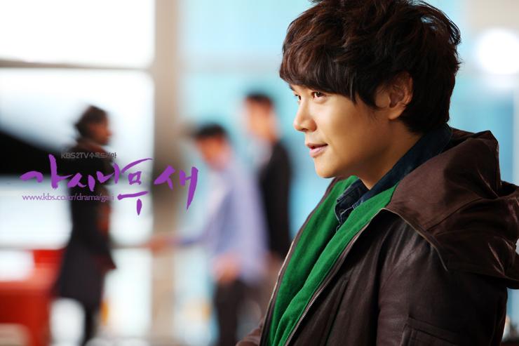 Korean drama thorn birds episode 16 - The revenant plot setting