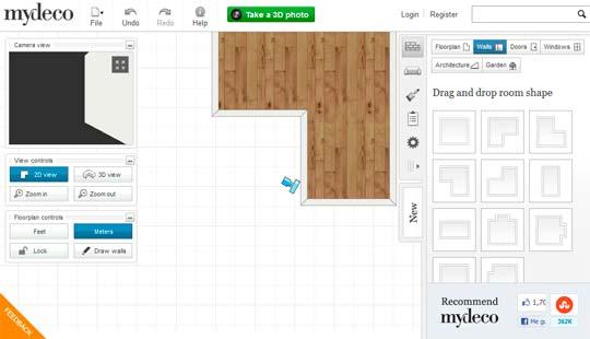 Dise a y decora la maqueta virtual de tu casa con mydeco for Decora tu casa virtual