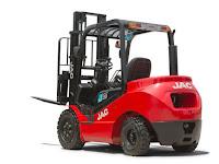 Xe nâng JAC 3t và 3.5t dòng J series