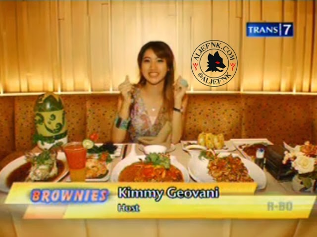 Geovanni Lestari a.k.a Kimmy @ Brownies Trans7 | 3 Desember 2013 [image by @ALiefNK]