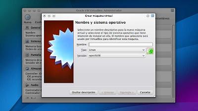 Instalando VirtualBox en openSUSE 12.3 desde los repositorios