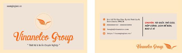 Sample Name Card - Code : namecard075