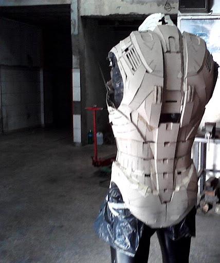 Planos de el traje de iron man - Imagui