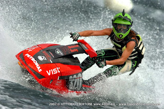 AQUABIKE WOMEN'S WORLD CHAMPIONSHIP 2007