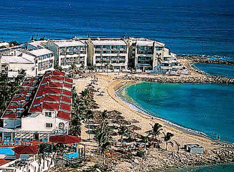 Flamingo Beach Resort   St Maarten   Caribbean Hotel on