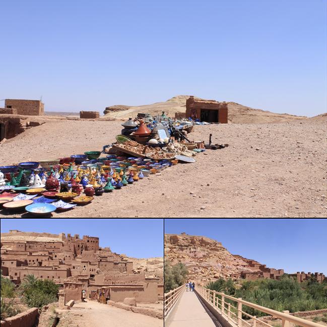deserto marrocos caminho
